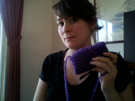 Busy Crocheting!