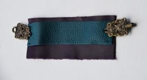 Leather Cuff #2